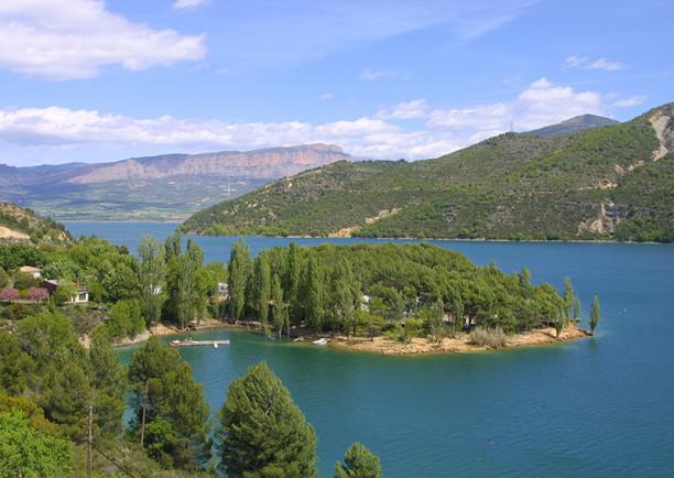 Sabies que el pantà de Sant Antoni és la superfície d'aigua dolça més gran de Catalunya?