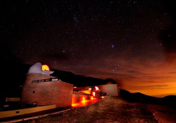 Sabies que el cel del Montsec és un dels millors cels del món?